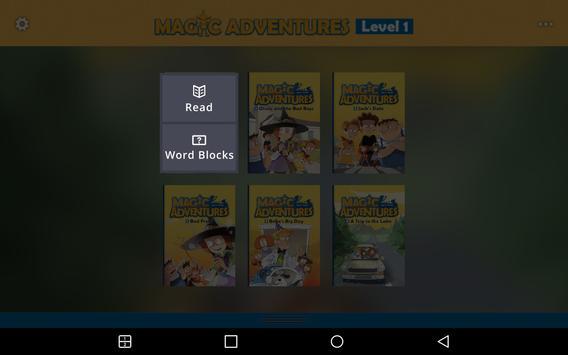 Magic Adventures 1 Comic Books apk screenshot