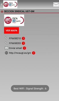 Ugt en General Motors España apk screenshot