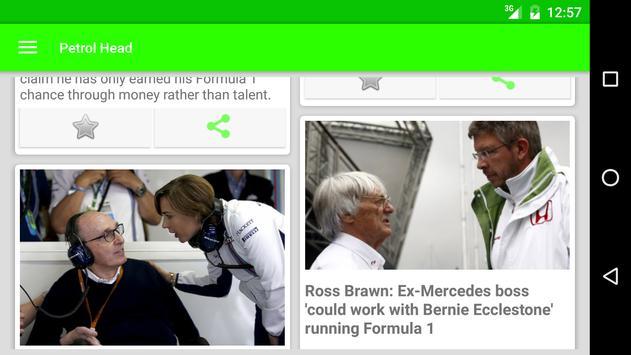 Petrol Head - Car News Feed apk screenshot