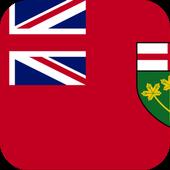 Ontario G1 Test Prep icon
