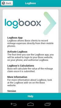LogBoox apk screenshot
