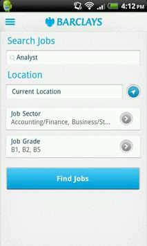Barclays Jobs poster