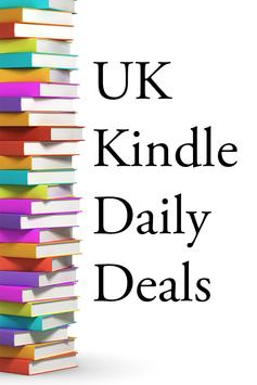 UK Kindle Daily Deal poster