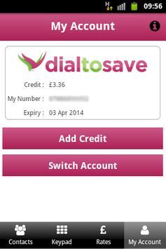 DialToSave: Cheap Calls Abroad poster