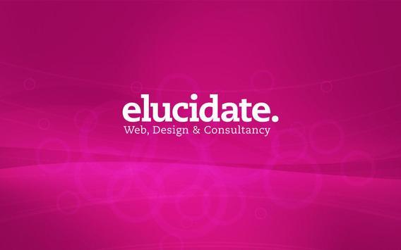 Elucidate Contact poster