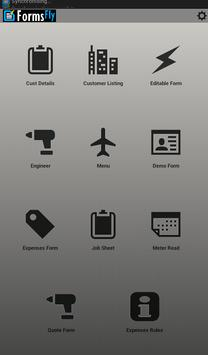 FormsFly Mobile Client apk screenshot