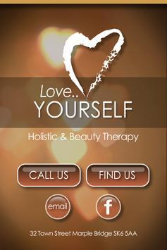 Love Yourself Marple Bridge poster