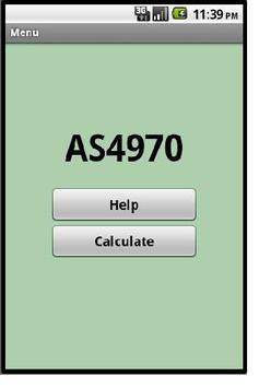 AS4970 apk screenshot