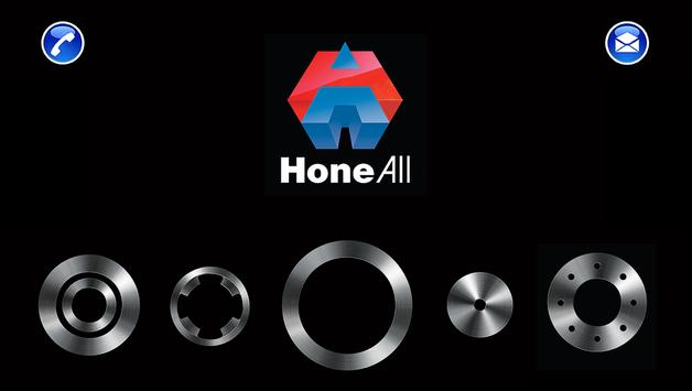 Hone-All poster