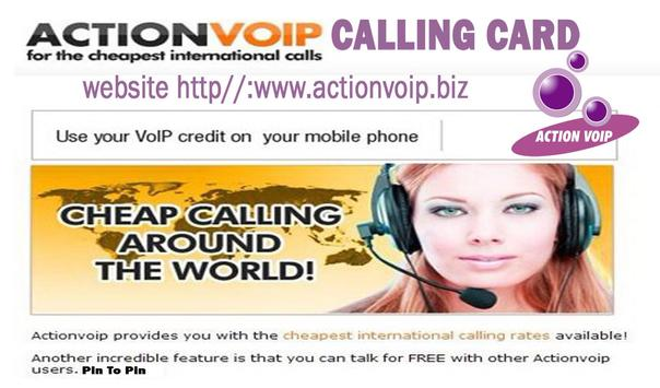 ActionVoip Dialer poster