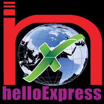 Hello Express apk screenshot