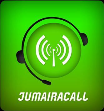 jumairacall poster