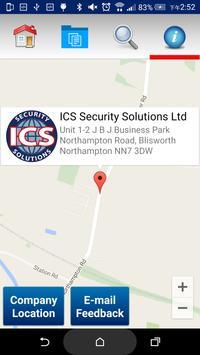 ICS SECURITY apk screenshot