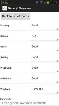 Prop Inventory app,software apk screenshot