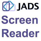 JADS Screen Reader icon