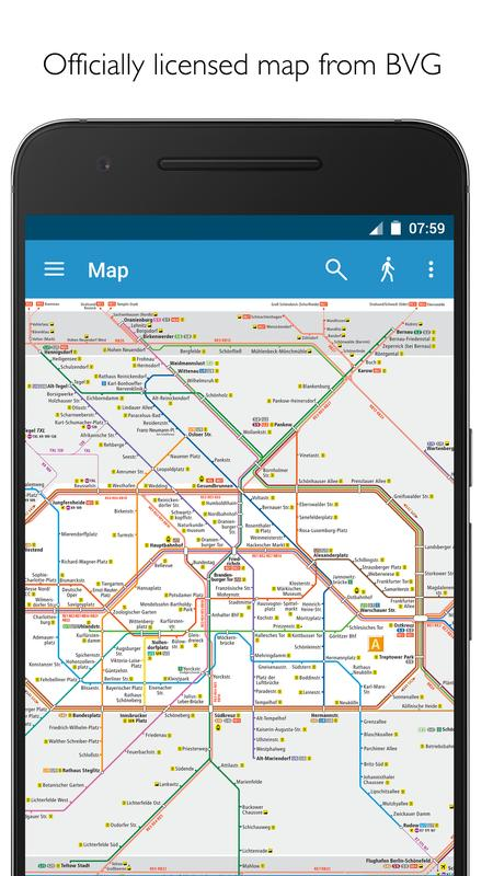 berlin subway bvg map route apk baixar gr tis mapas e navega o aplicativo para android. Black Bedroom Furniture Sets. Home Design Ideas