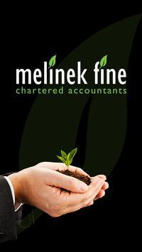 Melinek Fine LLP Accountants poster