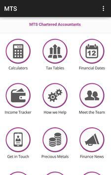 MTS Chartered Accountants apk screenshot