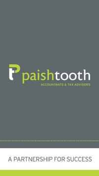 Paish Tooth Tax & Accounting poster