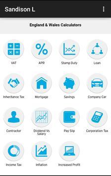 Sandison Lang Accountants apk screenshot