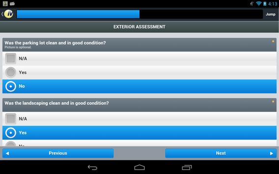Mystery Shoppers Mobile apk screenshot