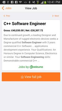 SalaryBot Jobs apk screenshot