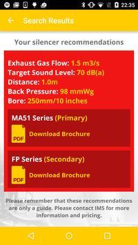 Industrial & Marine Silencers apk screenshot