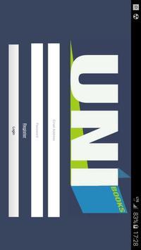 UniBooks poster