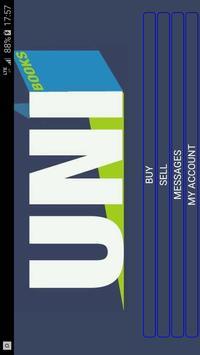 UniBooks apk screenshot