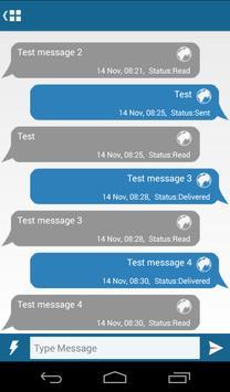 PageOne Responder apk screenshot