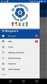 St Margaret's Inf Parent Mail apk screenshot