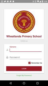 Wheatlands Primary School poster