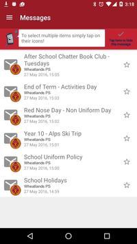 Wheatlands Primary School apk screenshot