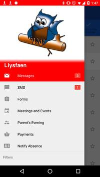 Llysfaen Primary ParentMail apk screenshot