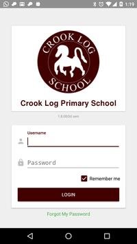 Crook Log Primary School poster