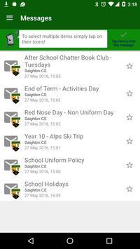 Saighton CE Primary School apk screenshot
