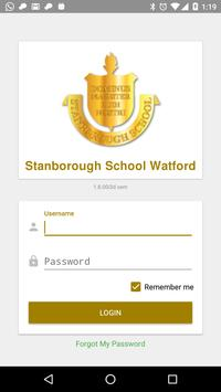 Stanborough School Watford poster