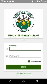 Broomhill Junior School poster