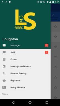 Loughton School ParentMail apk screenshot