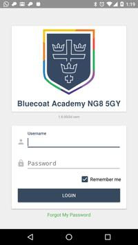 Bluecoat Academy NG8 5GY poster