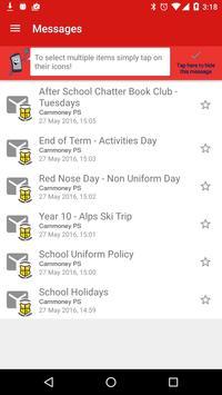 Carnmoney PS ParentMail apk screenshot