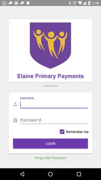Elaine Primary Payments poster