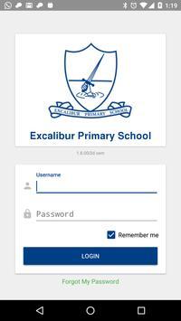 Excalibur Primary School poster
