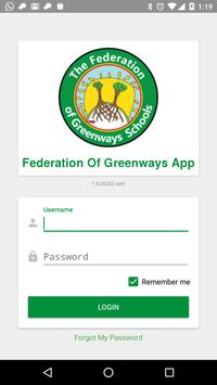 Federation Of Greenways App poster