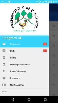 Fringford Primary ParentMail apk screenshot