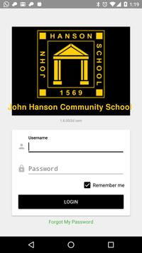 John Hanson Community School poster