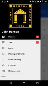 John Hanson Community School apk screenshot