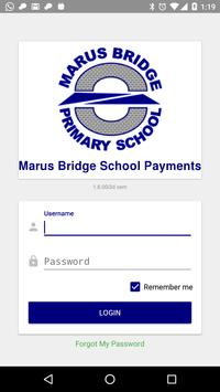 Marus Bridge School Payments poster