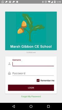 Marsh Gibbon CE School poster