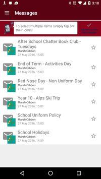 Marsh Gibbon CE School apk screenshot